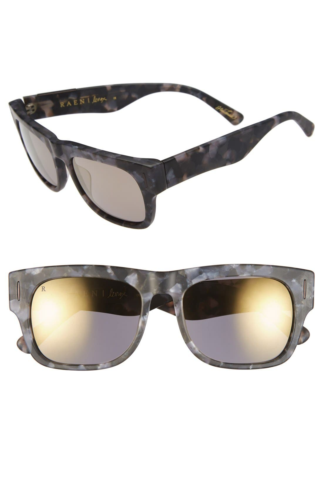 Main Image - RAEN 'Lenox' 54mm Sunglasses