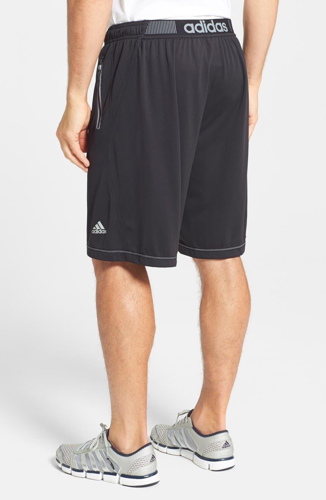 Alternate Image 2  - adidas 'CLIMACHILL™' Athletic Shorts