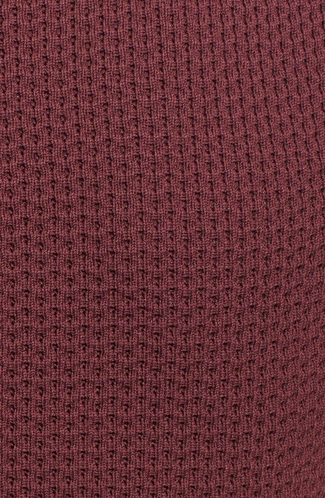 Alternate Image 3  - Alexander Wang Shrunken Tee Sweater Dress