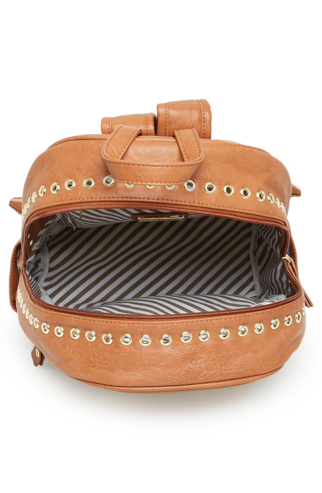 Alternate Image 3  - Steve Madden Grommet Backpack