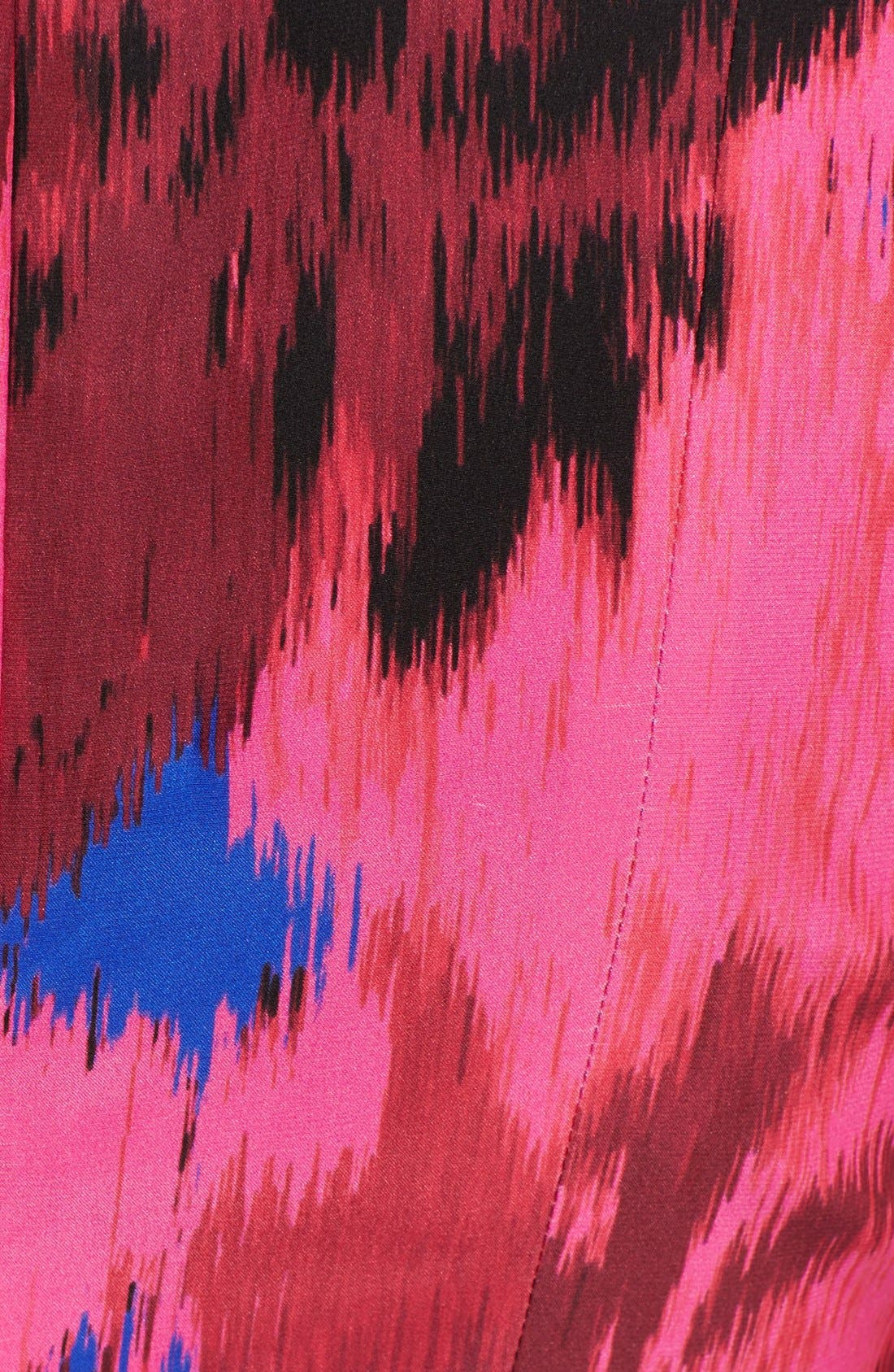 Alternate Image 3  - Thakoon Print Silk Gown