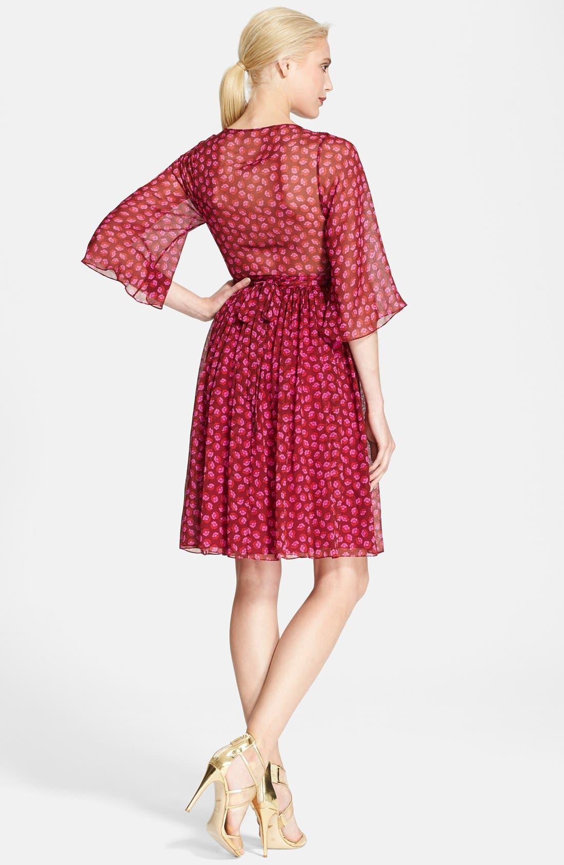 Alternate Image 2  - Diane von Furstenberg 'Alicia' Dress