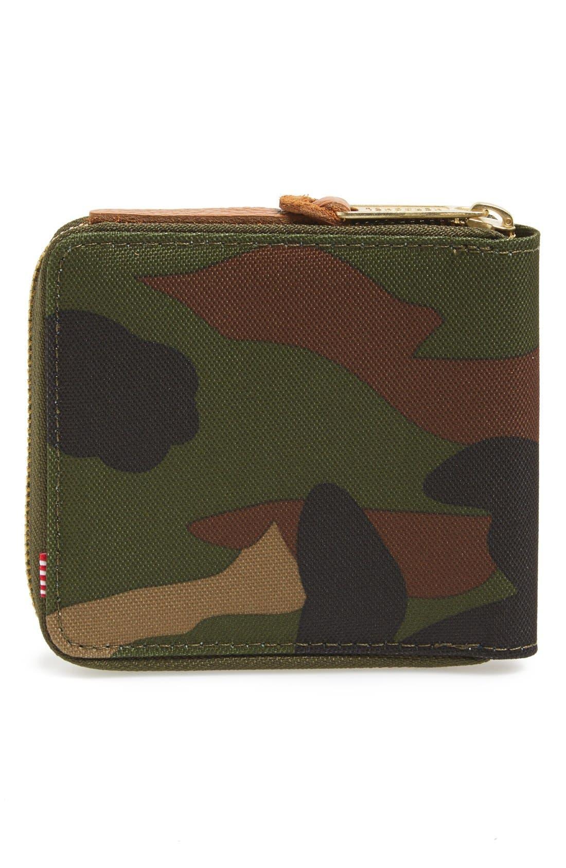 Alternate Image 3  - Herschel Supply Co. 'Walt' Zip Wallet