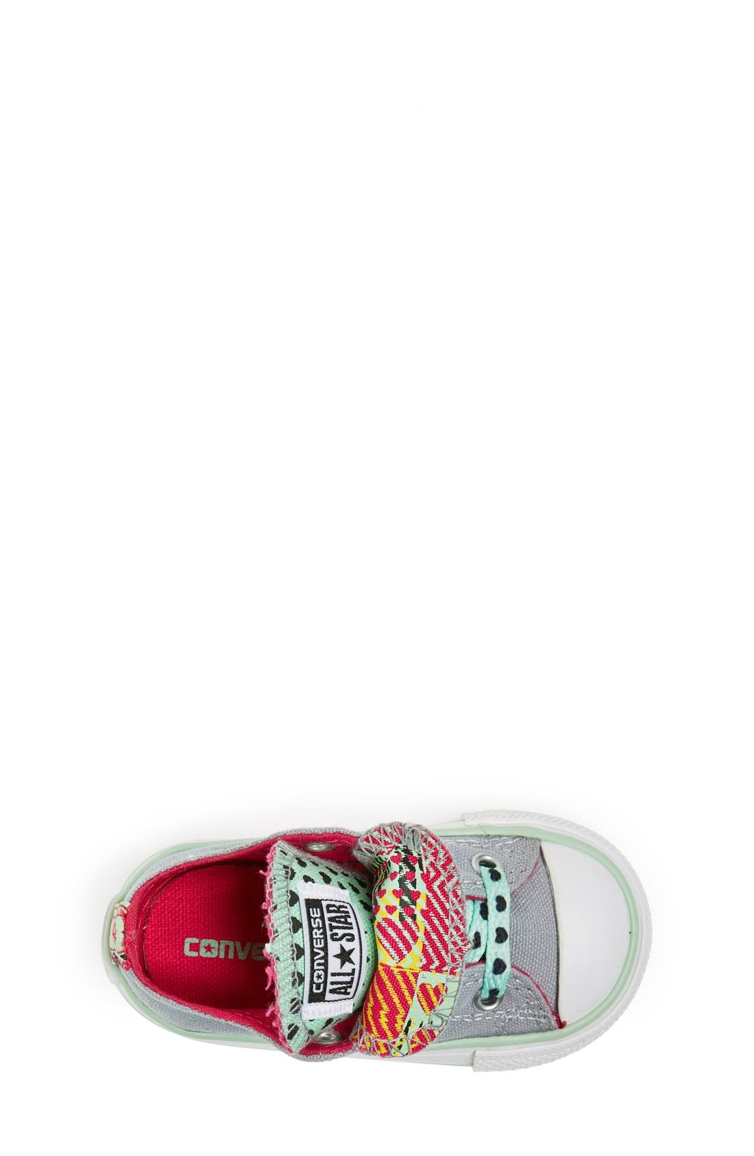 Alternate Image 3  - Converse Chuck Taylor® All Star® Double Tongue Sneaker (Baby, Walker & Toddler)