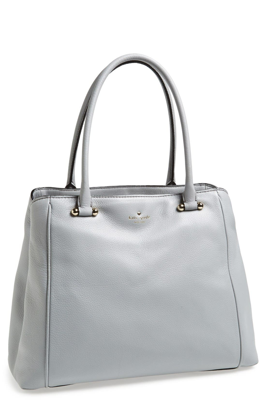 Alternate Image 1 Selected - kate spade new york 'reis' leather tote