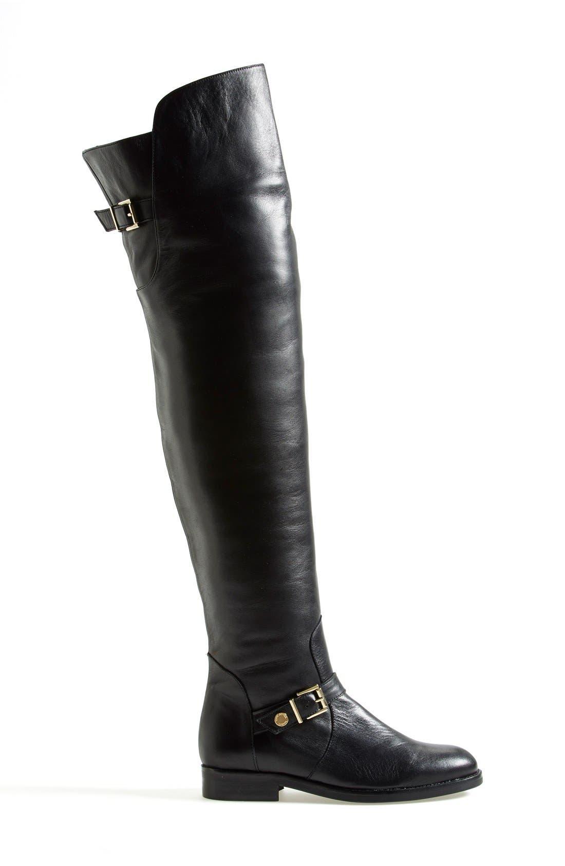 Alternate Image 4  - Kurt Geiger London 'Rowland' Over the Knee Boot (Women)
