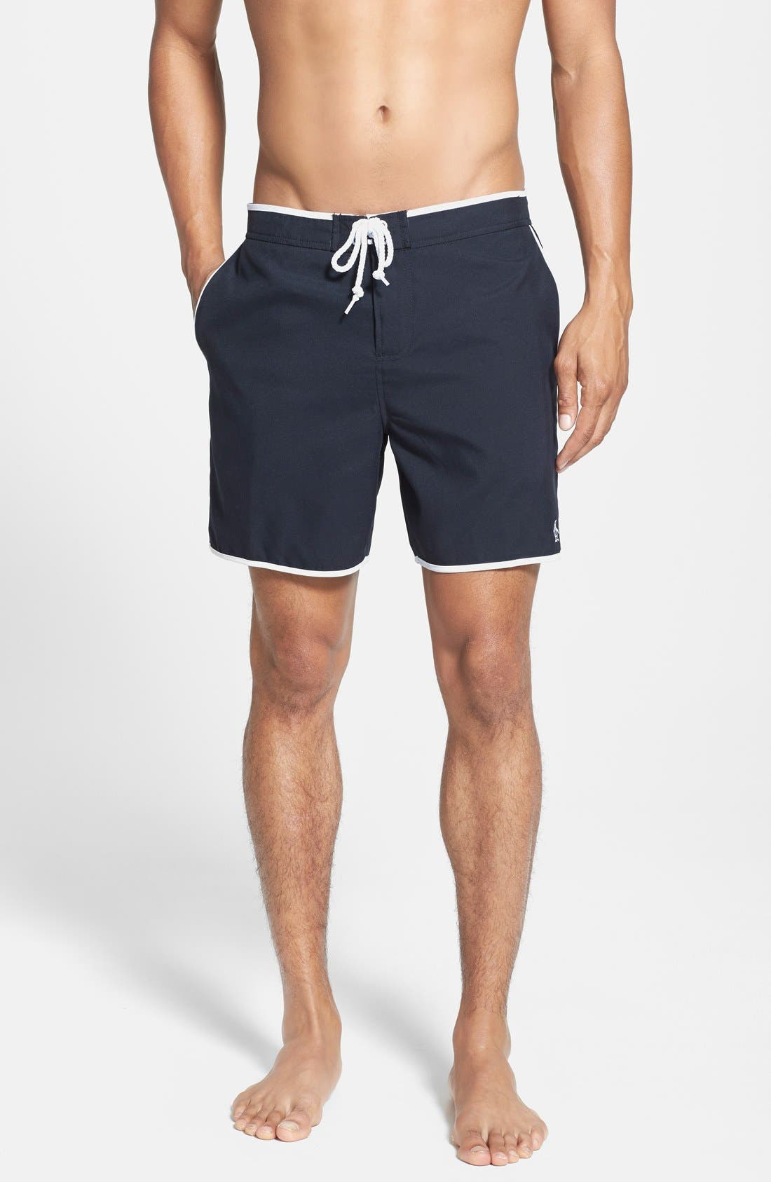 Original Penguin 'Earl' Swim Trunks