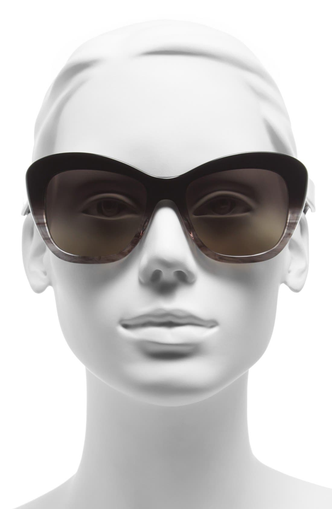 Alternate Image 2  - Oliver Peoples 'Emmy' 55mm Gradient Polarized Sunglasses
