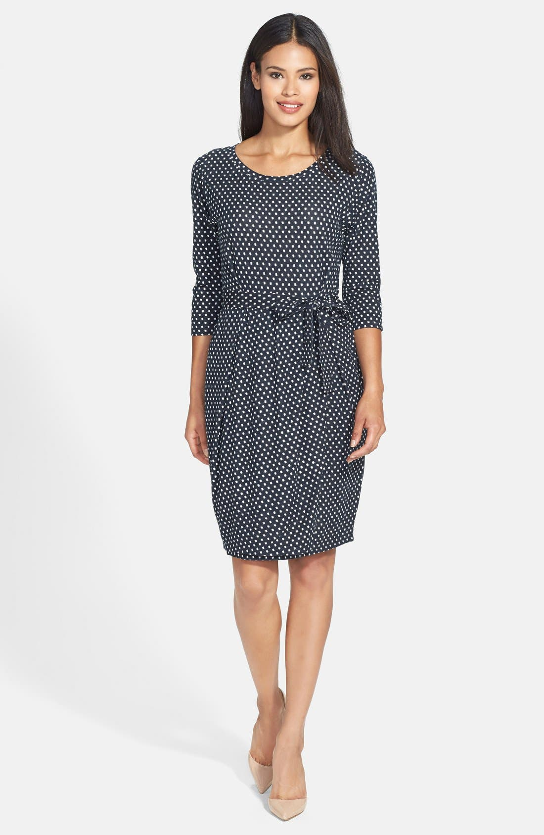 Alternate Image 3  - Weekend Max Mara 'Brama' Print Faux Wrap Dress