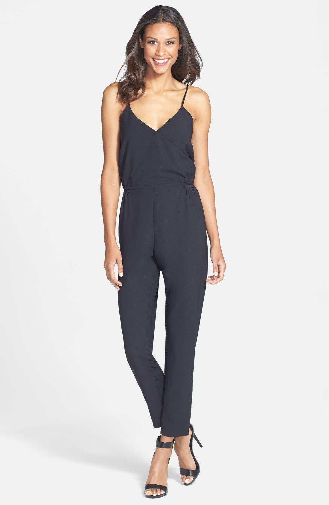 Alternate Image 1 Selected - Jessica Simpson 'Bren' Jumpsuit