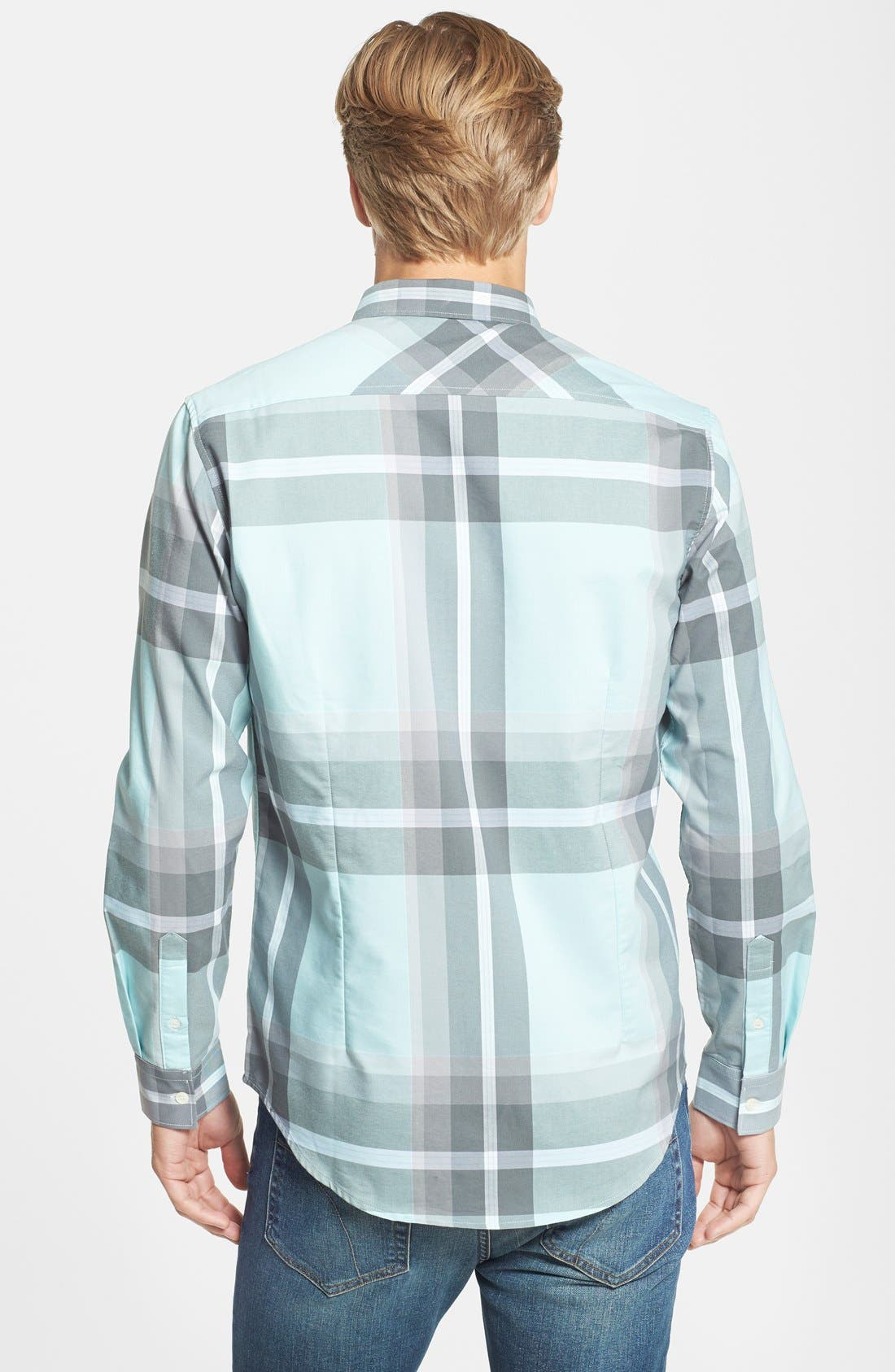 Alternate Image 2  - 7 Diamonds 'Brighton Beach' Plaid Woven Shirt