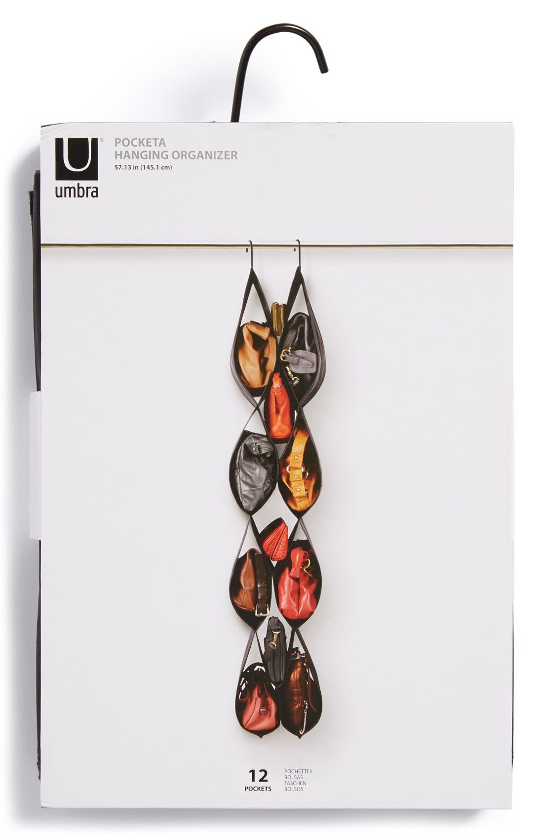 Alternate Image 2  - Umbra 'Pocketa' Hanging Organizer