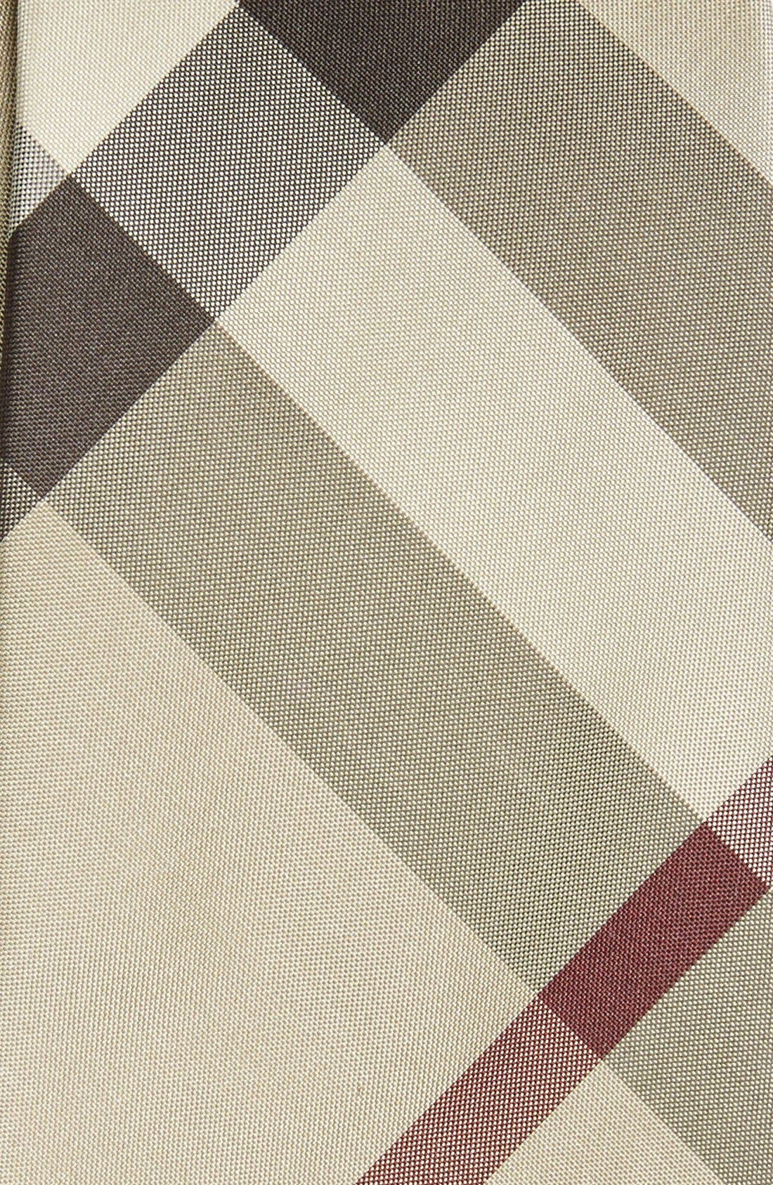 Alternate Image 2  - Burberry London 'Rohan' Woven Silk Tie