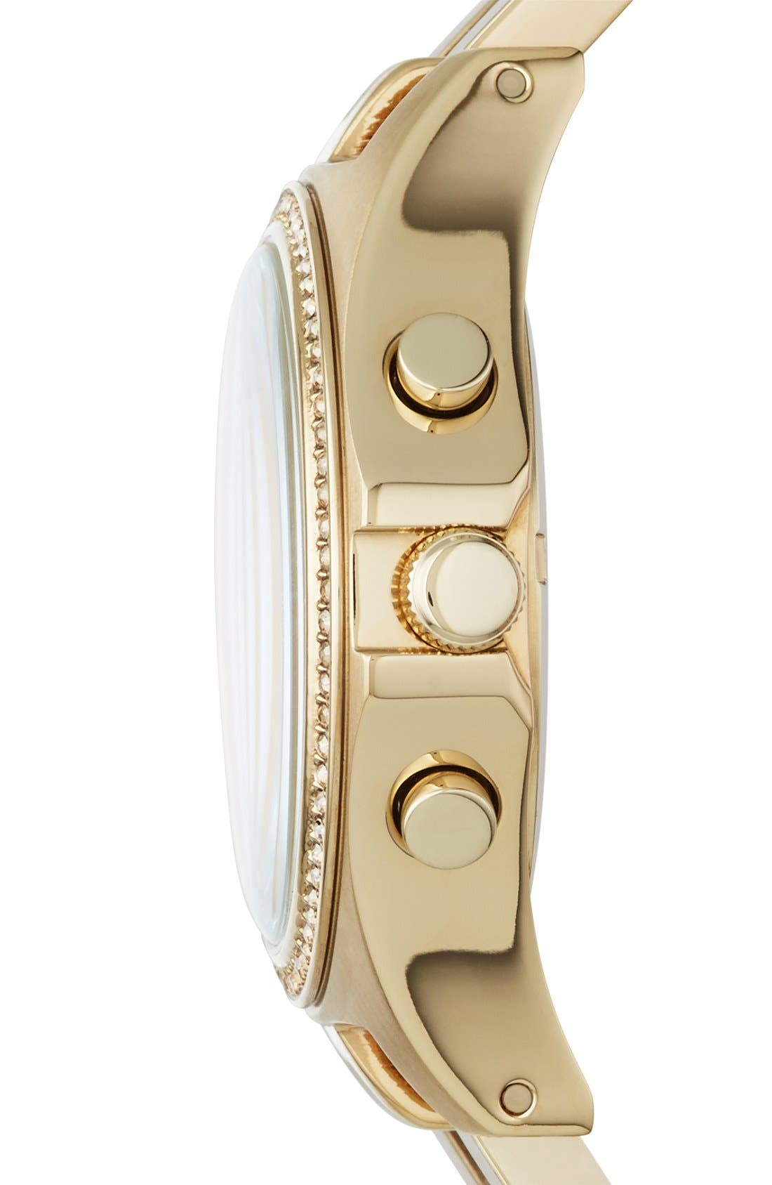 Alternate Image 3  - MARC JACOBS 'Henry' Chronograph Bracelet Watch, 37mm (Nordstrom Exclusive)