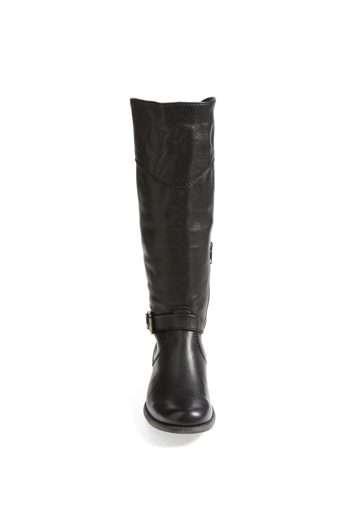 Alternate Image 3  - Frye 'Phillip' Riding Boot (Extended Calf) (Women)