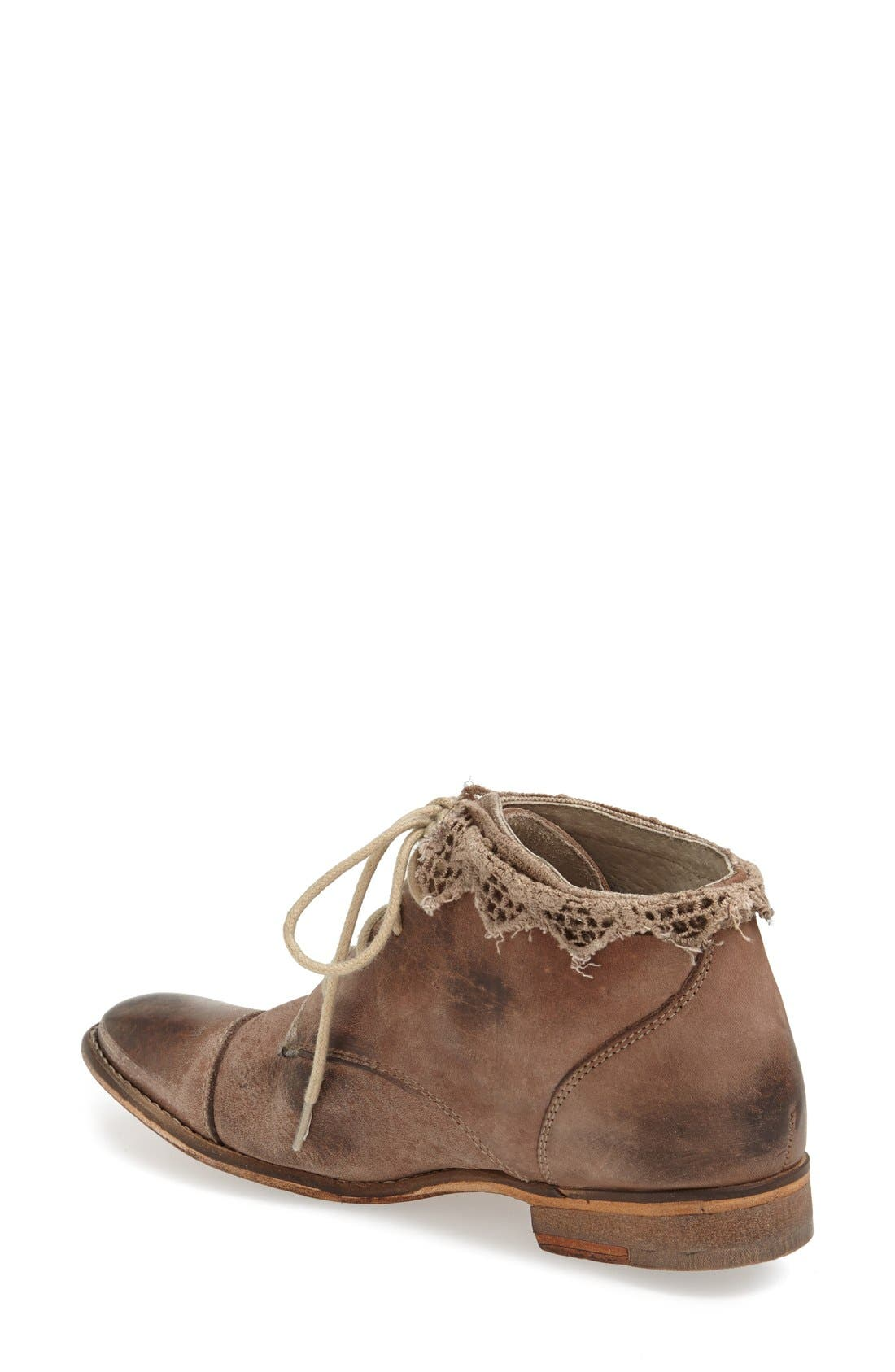 Alternate Image 2  - Free People 'Vaughan' Crochet Boot (Women)
