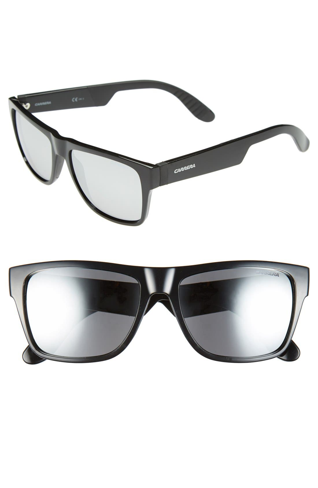 Alternate Image 1 Selected - Carrera Eyewear 58mm Retro Sunglasses