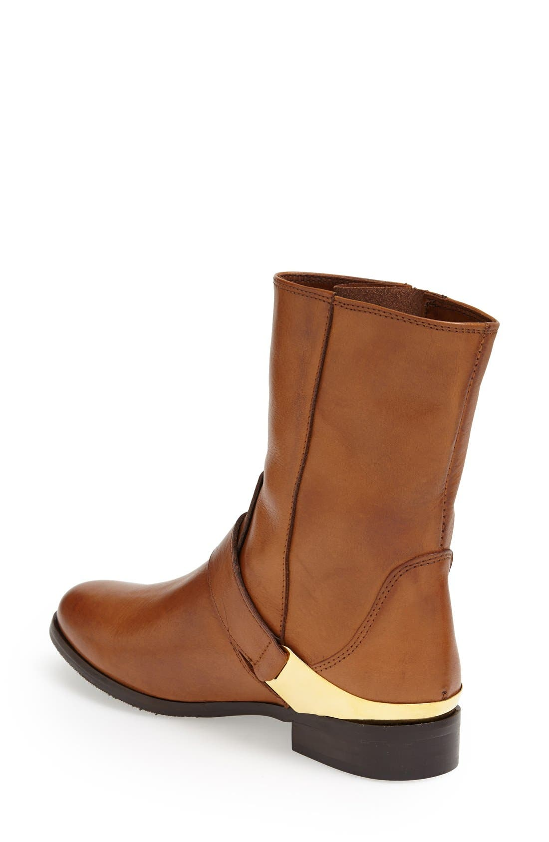 Alternate Image 4  - Charles David 'Remian' Burnished Leather Boot (Women)