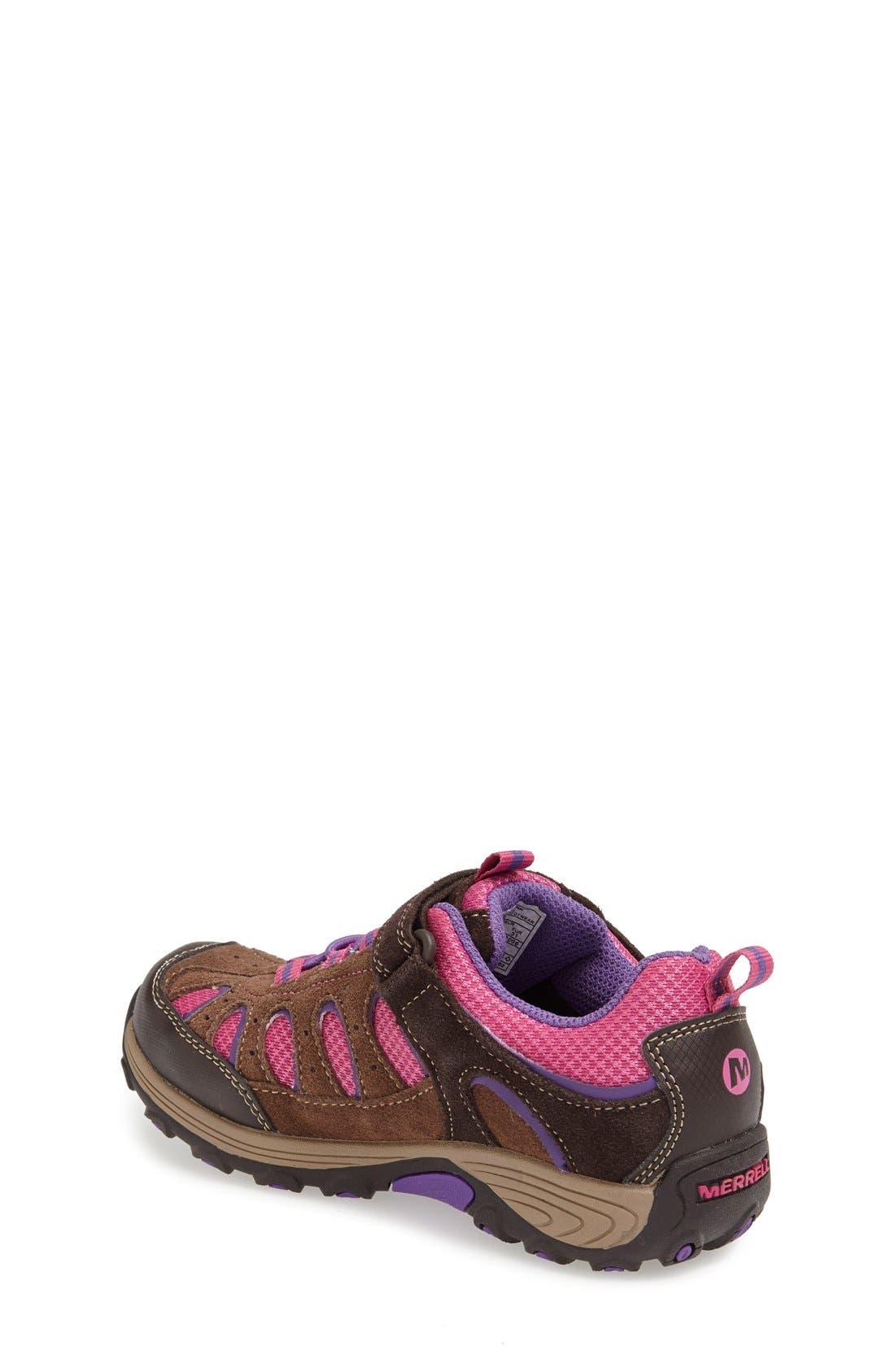 Alternate Image 2  - Merrell 'Chameleon' Waterproof Sneaker(Toddler, Little Kid & Big Kid)