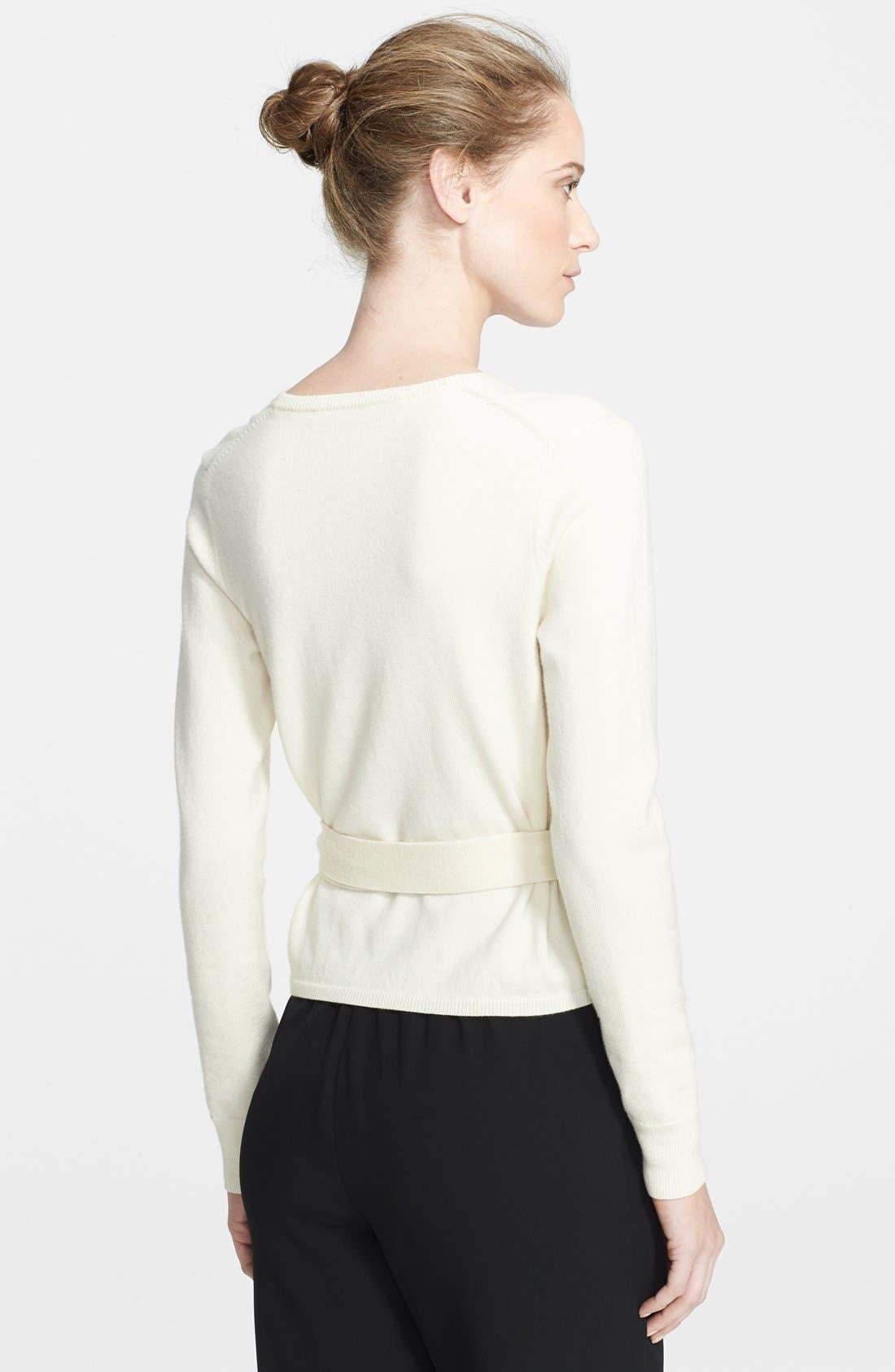 Alternate Image 2  - Diane von Furstenberg 'Ballerina' Cardigan Sweater