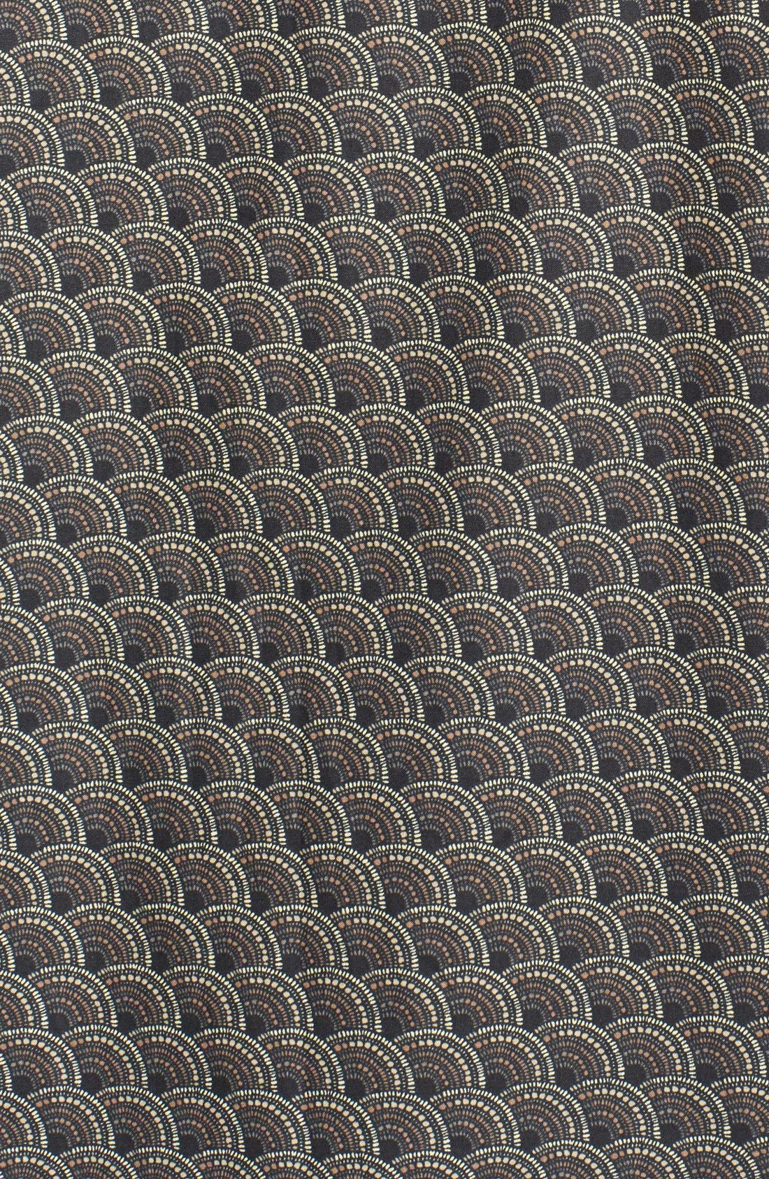 Alternate Image 3  - Tori Richard 'Deco' Classic Fit Short Sleeve Cotton Lawn Sport Shirt