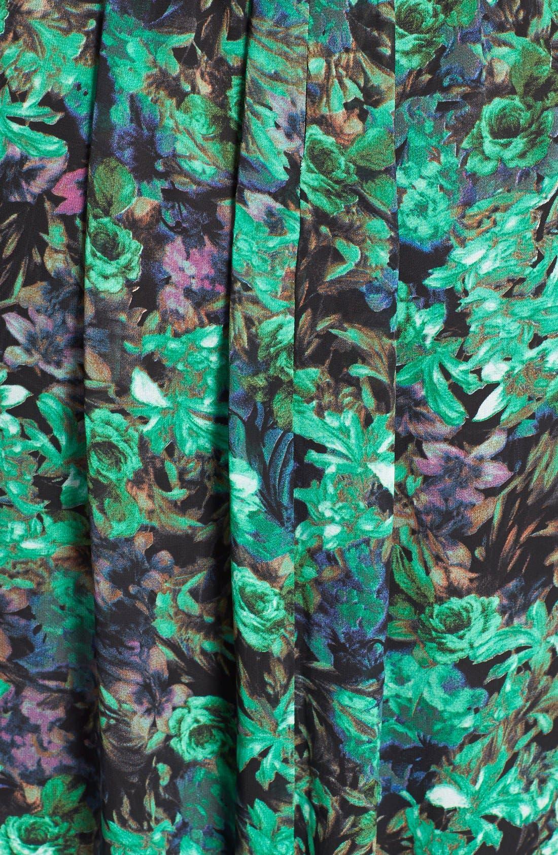 Alternate Image 3  - Sleeveless Slit Maxi Dress