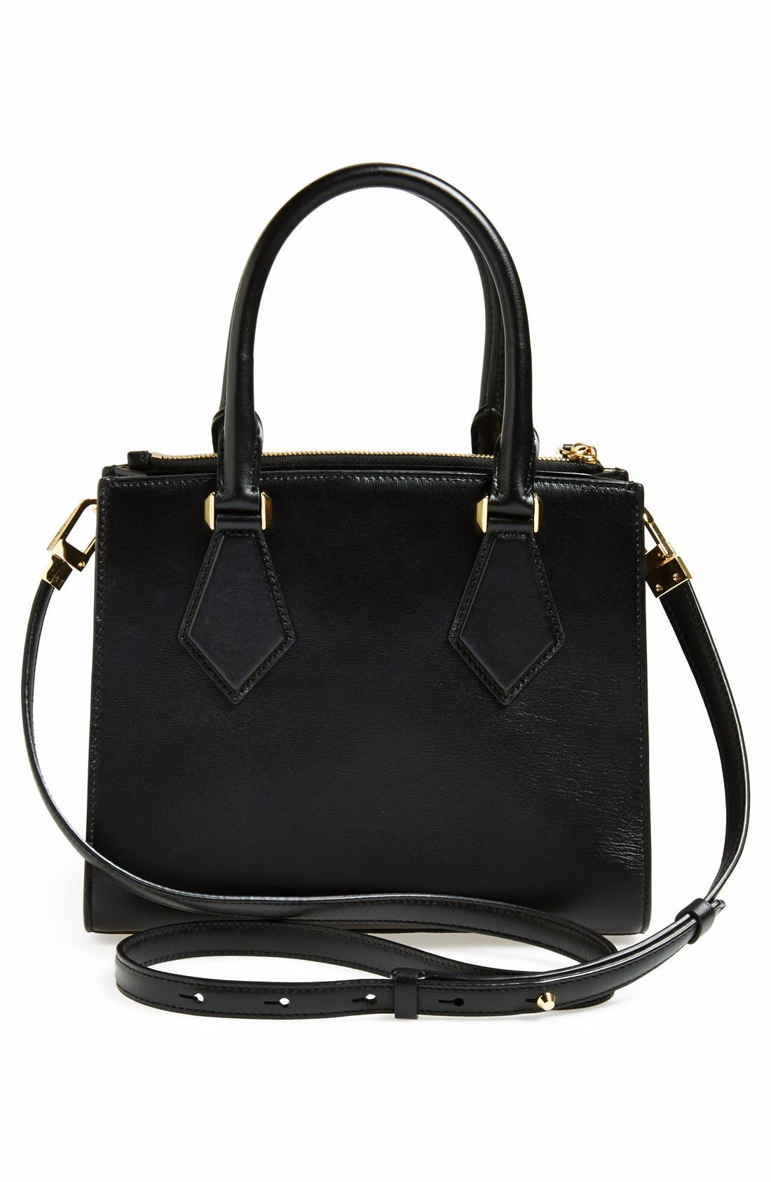 Alternate Image 4  - Michael Kors 'Small Casey' Leather Satchel
