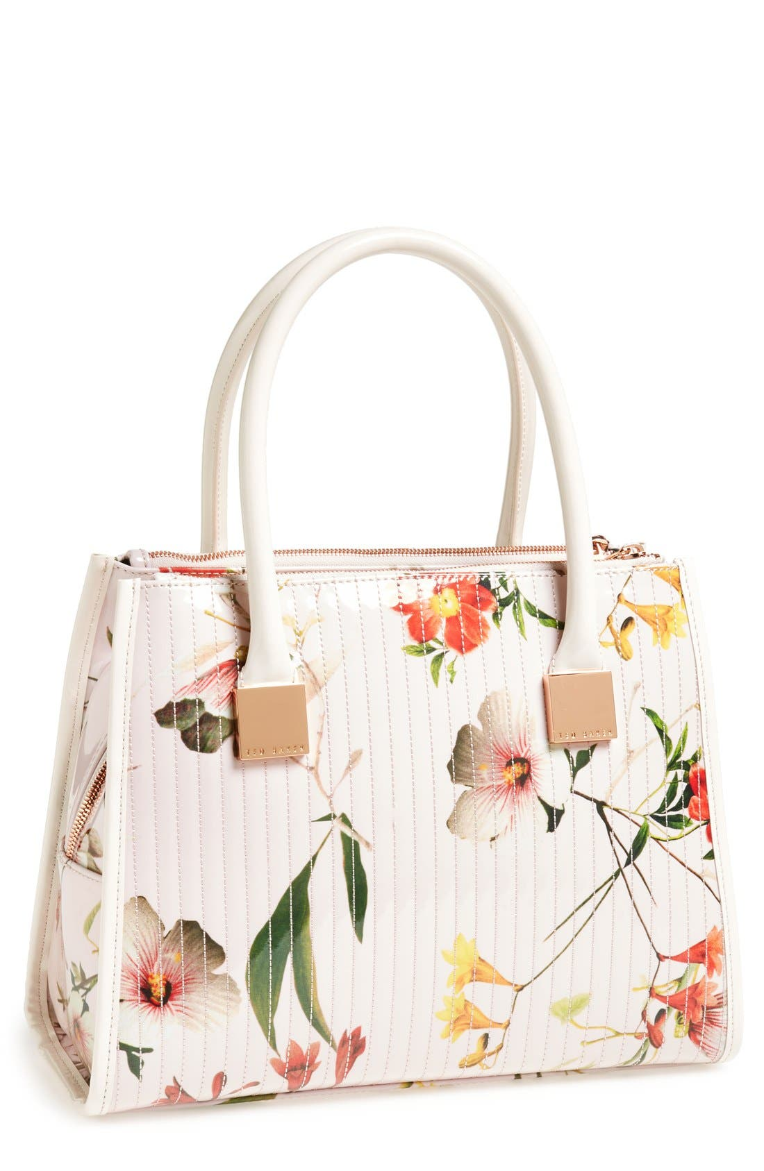 Alternate Image 1 Selected - Ted Baker London 'Botanical Bloom' Tote