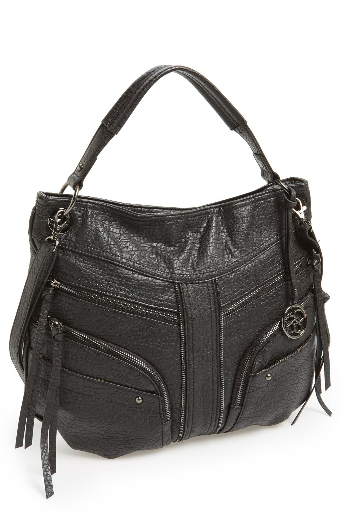 Alternate Image 1 Selected - Jessica Simpson 'Raina' Bucket Bag