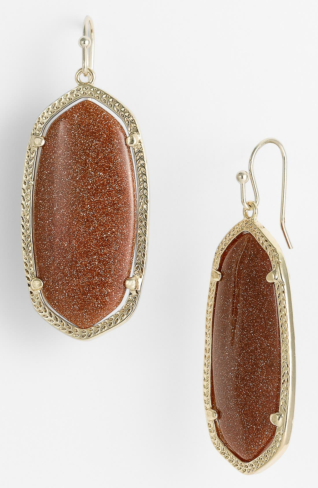 Alternate Image 1 Selected - Kendra Scott 'Elle' Drop Earrings