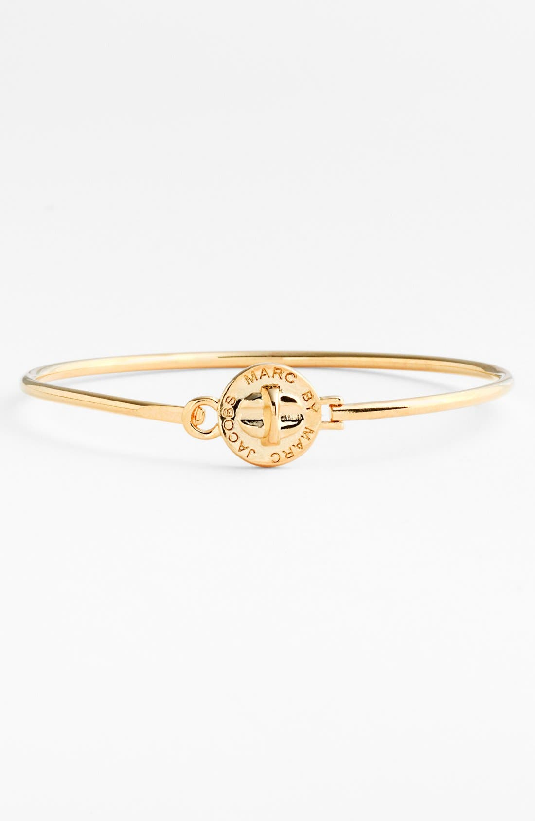 Alternate Image 1 Selected - MARC BY MARC JACOBS 'Turnlock' Skinny Bangle