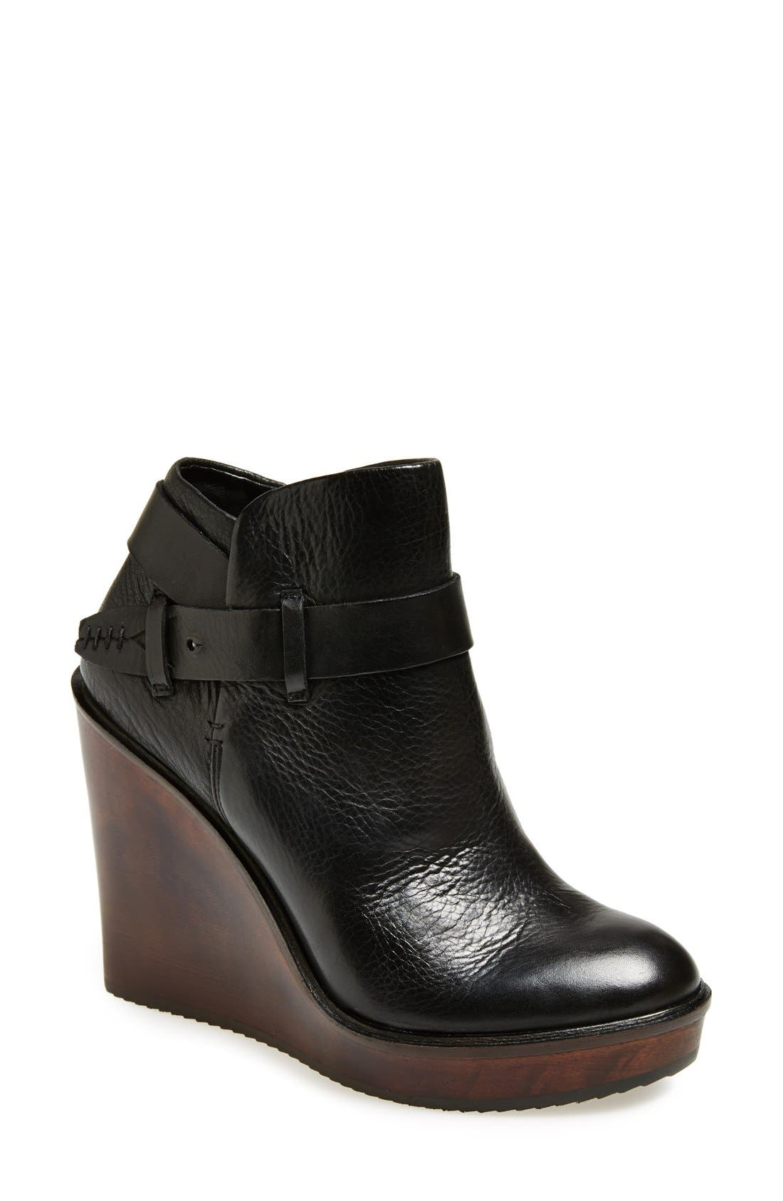 Alternate Image 1 Selected - Dolce Vita 'Colie' Wedge Bootie (Women)