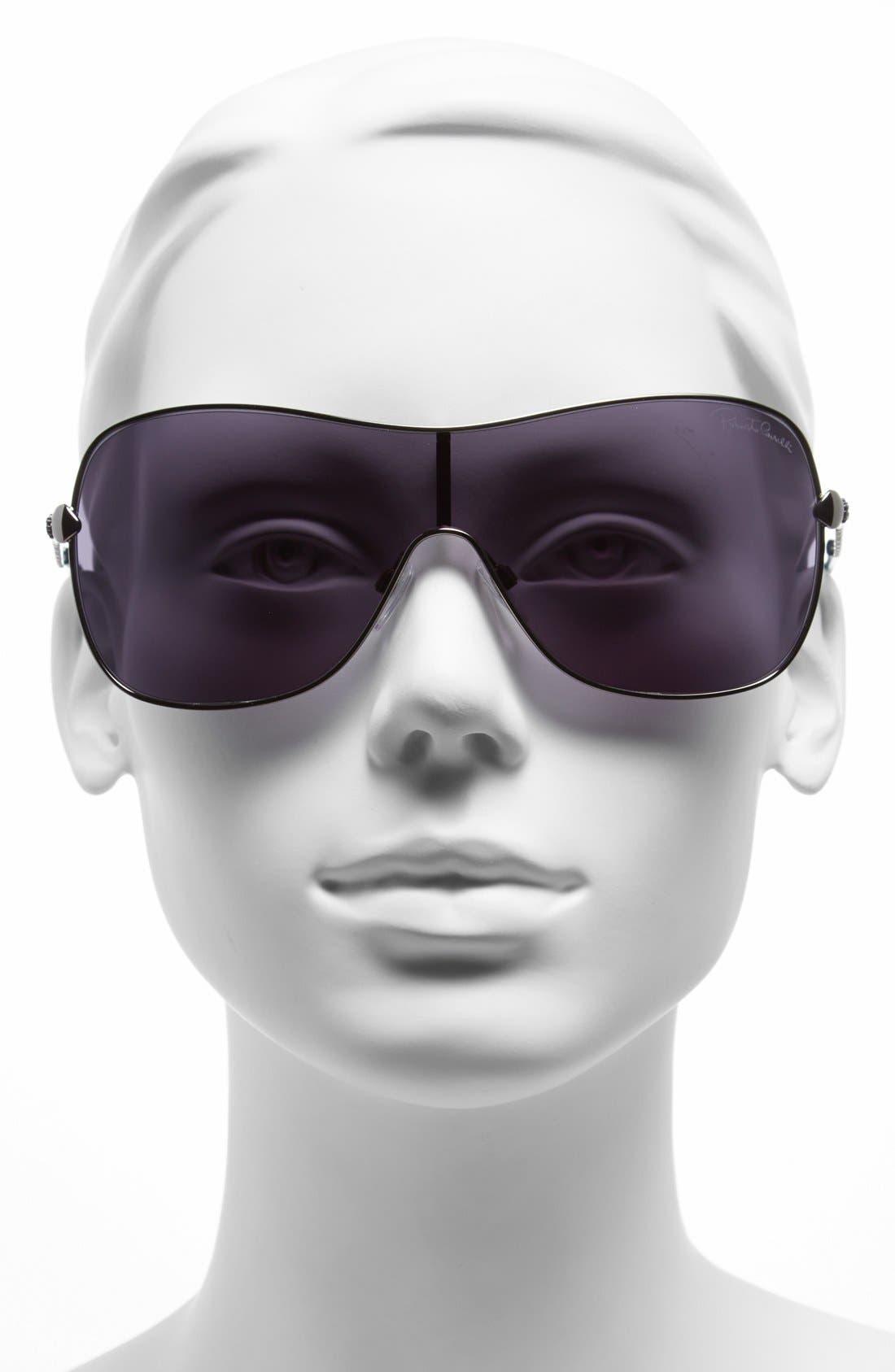 Alternate Image 2  - Roberto Cavalli 'Agena' Shield Sunglasses