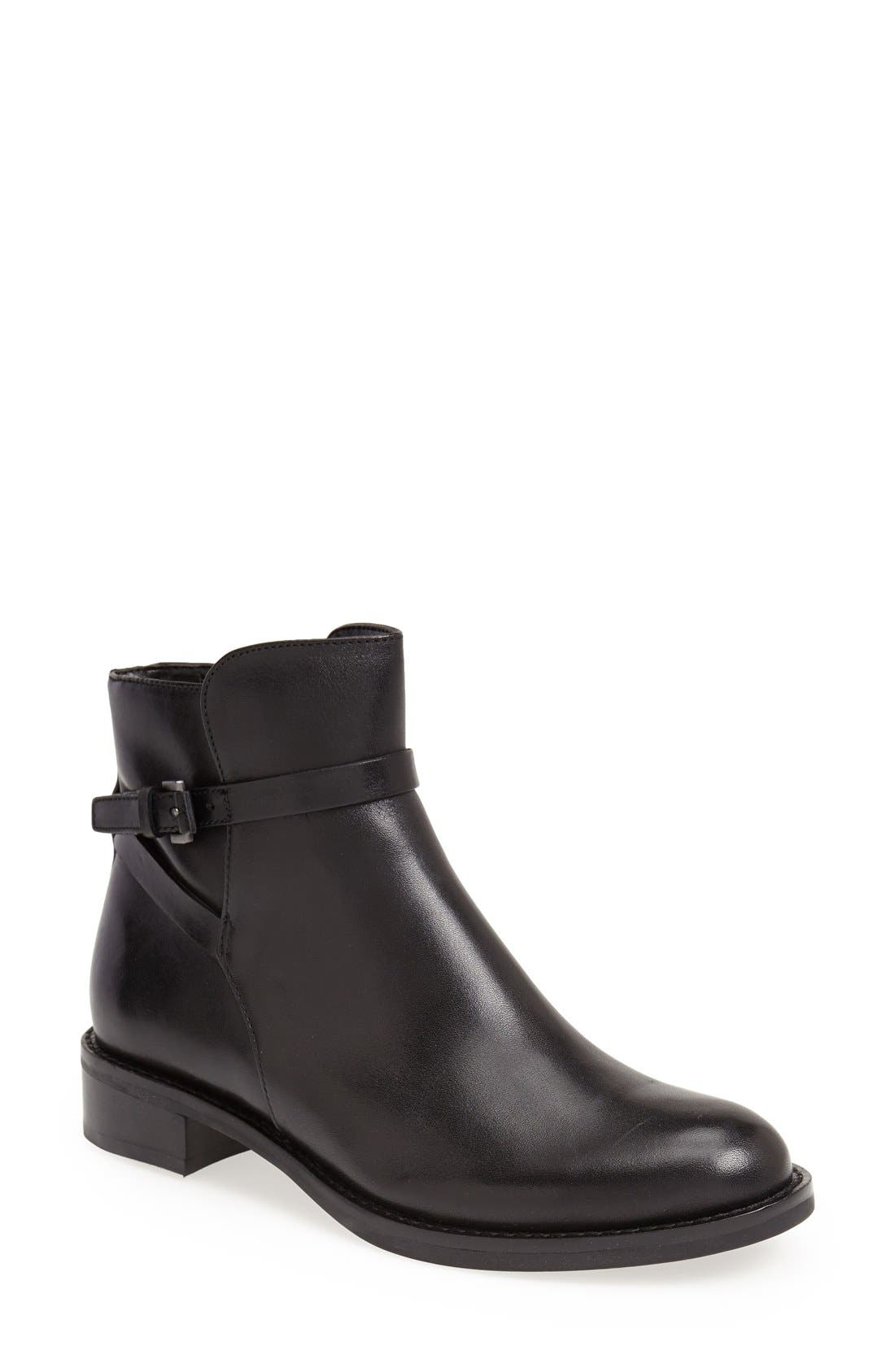 Alternate Image 1 Selected - ECCO 'Hobart Strap' Ankle Boot (Women)