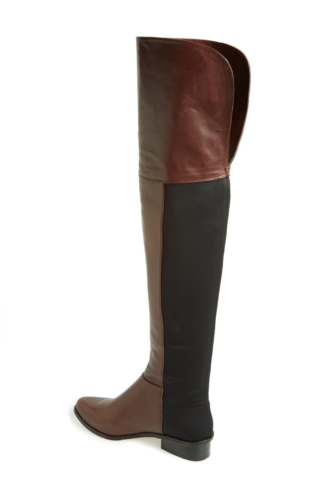 Alternate Image 2  - BCBGMAXAZRIA 'Slink' Over the Knee Boot (Women)