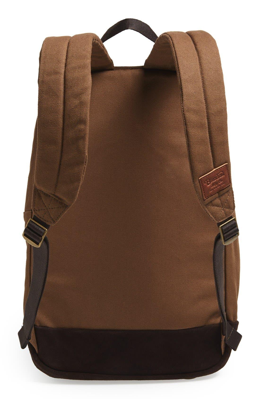 Alternate Image 2  - Brixton 'Basin' Backpack