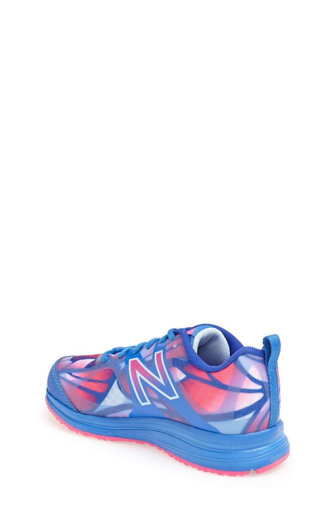 Alternate Image 2  - New Balance 'Update 890 Beetles & Butterfly' Athletic Shoe (Toddler, Little Kid & Big Kid)