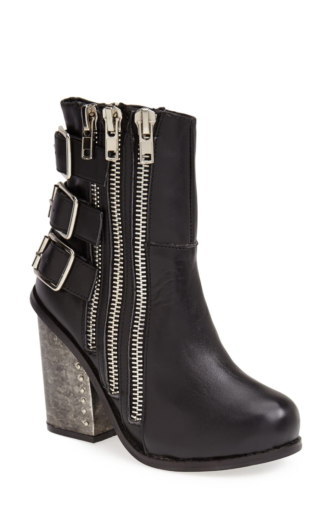 Alternate Image 1 Selected - Jeffrey Campbell 'Lowery' Boot (Women)