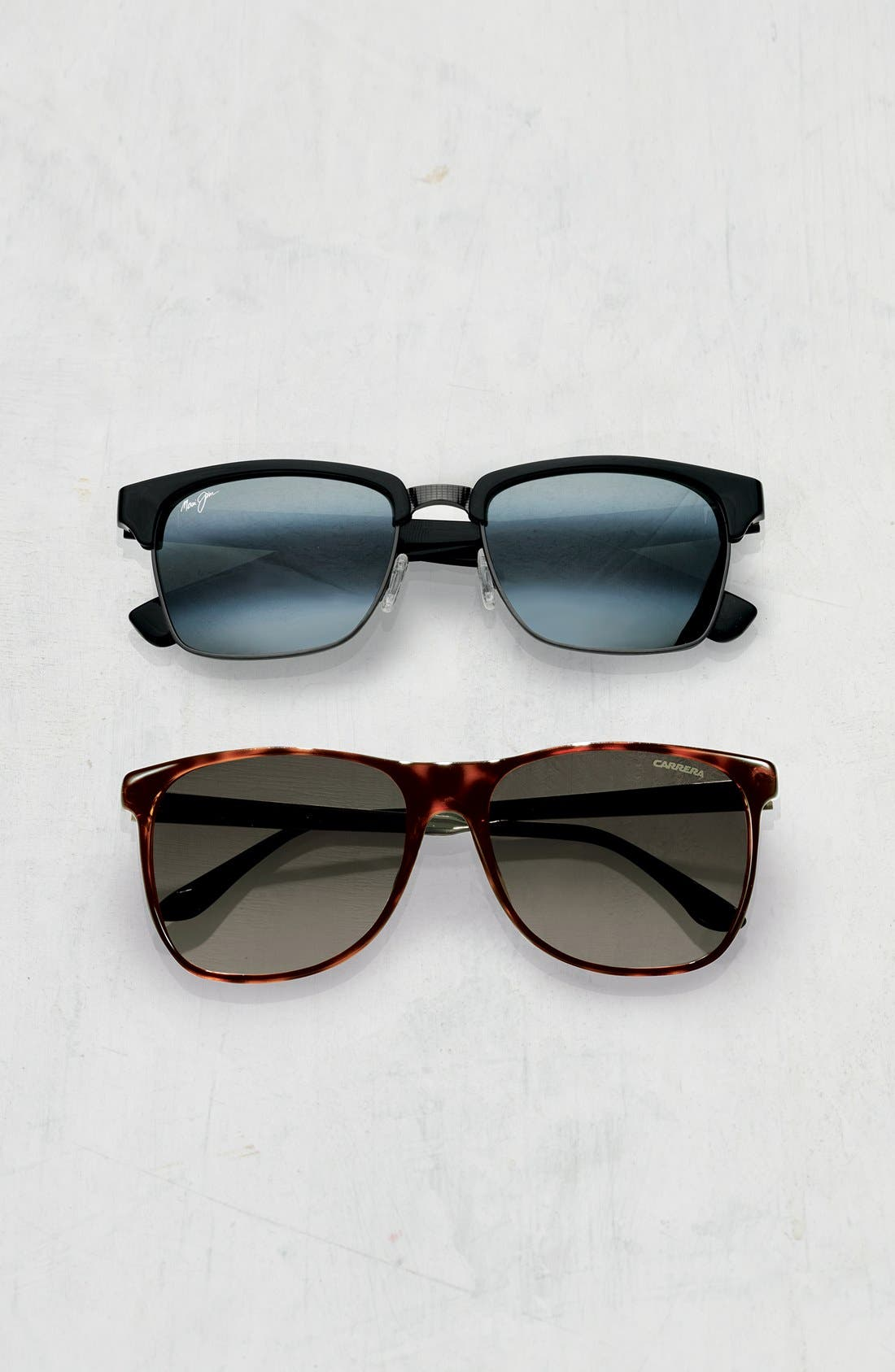 Alternate Image 3  - Carrera Eyewear 57mm Retro Sunglasses