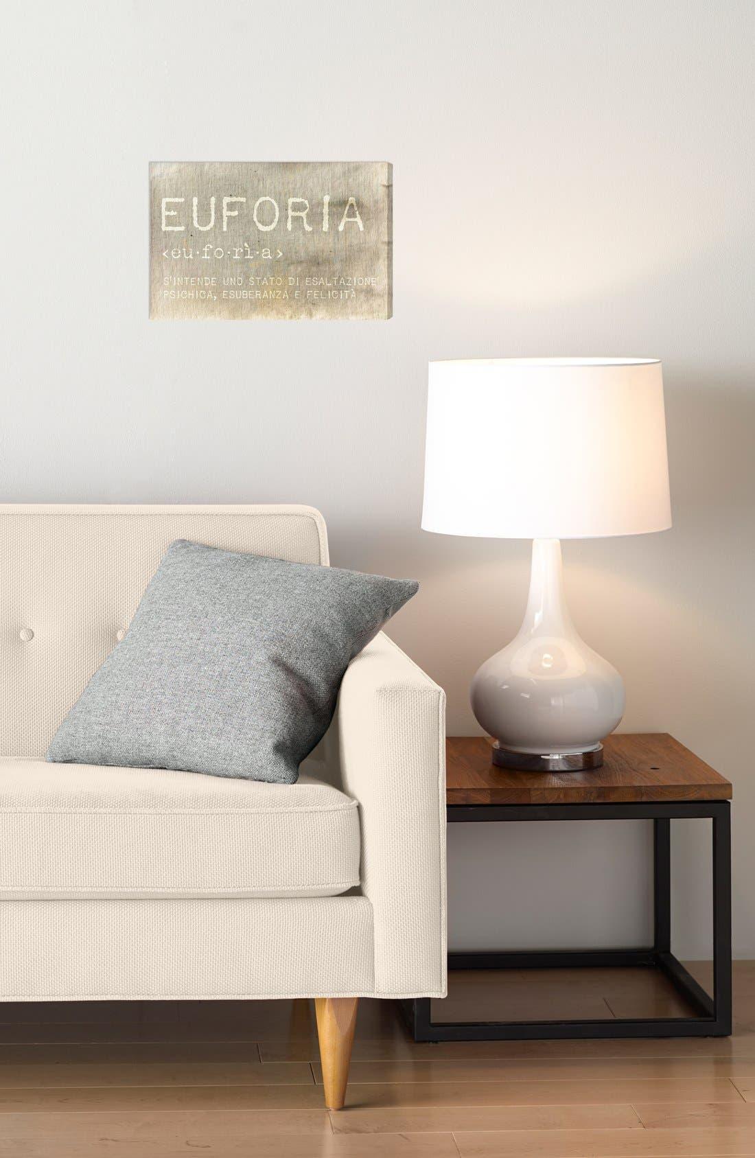 Alternate Image 2  - Oliver Gal 'Euforia' Wall Art