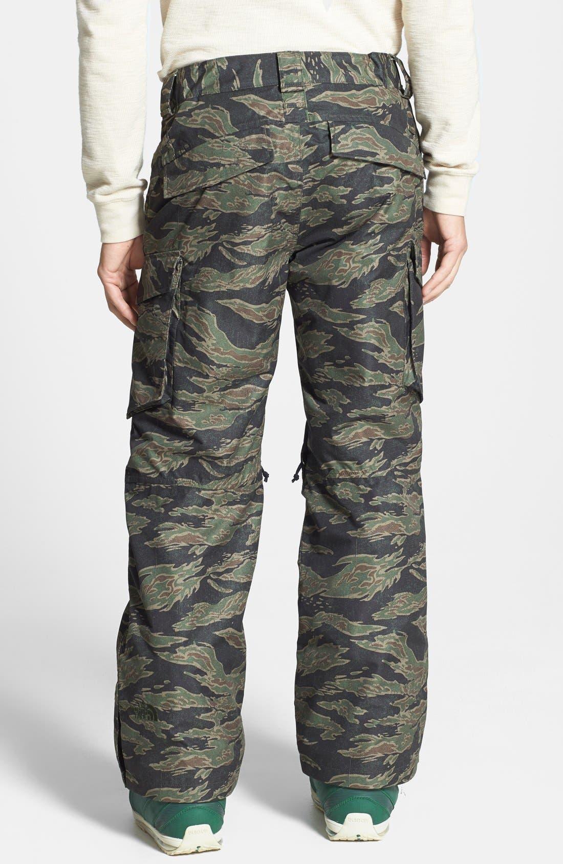Alternate Image 2  - The North Face 'Slasher' Cargo Ski Pants (Online Only)