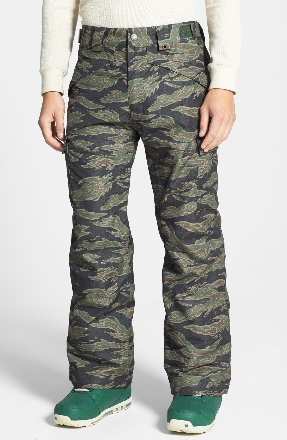 Main Image - The North Face 'Slasher' Cargo Ski Pants (Online Only)