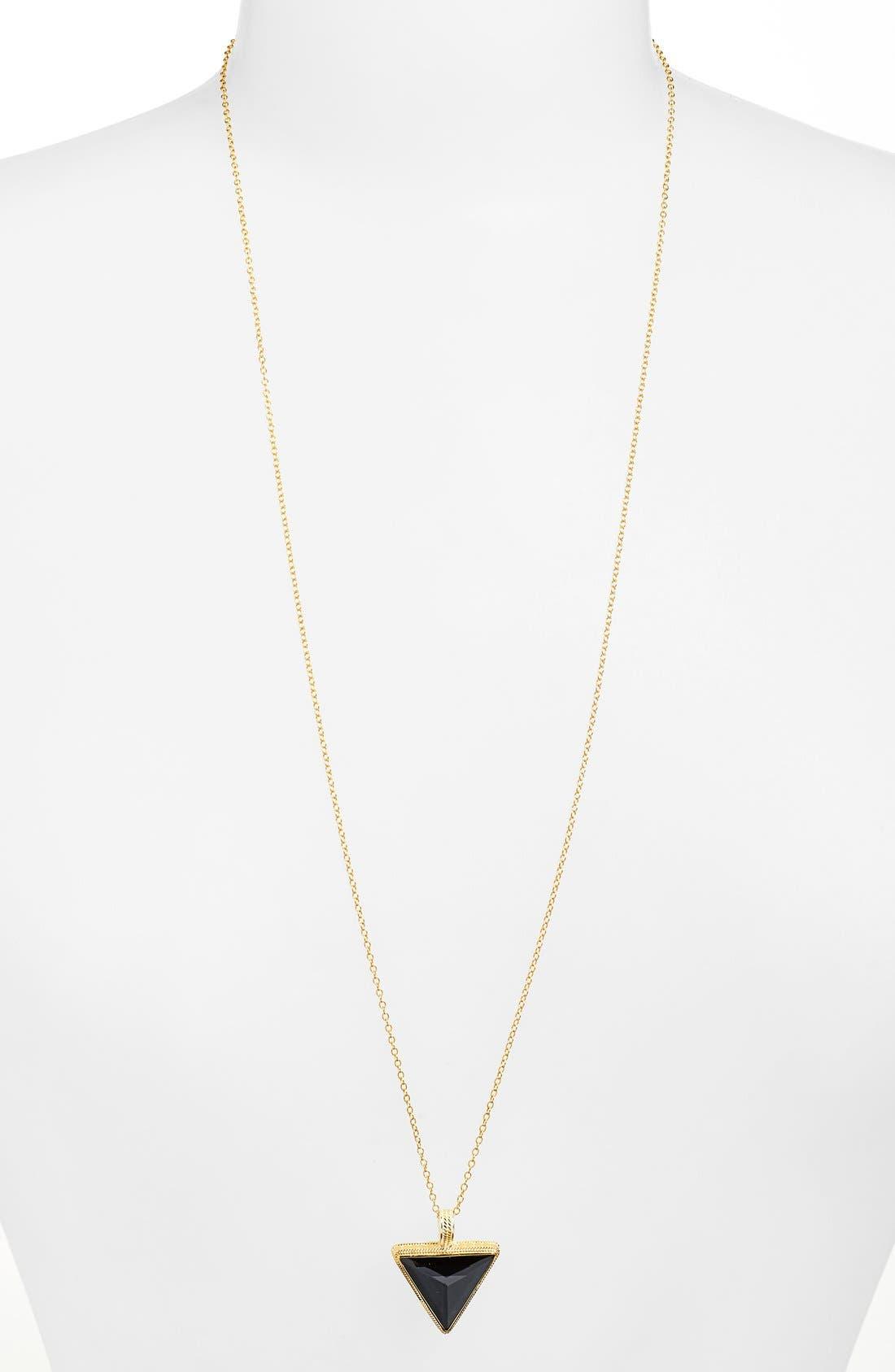 Main Image - Anna Beck 'Gili' Triangle Pendant Necklace