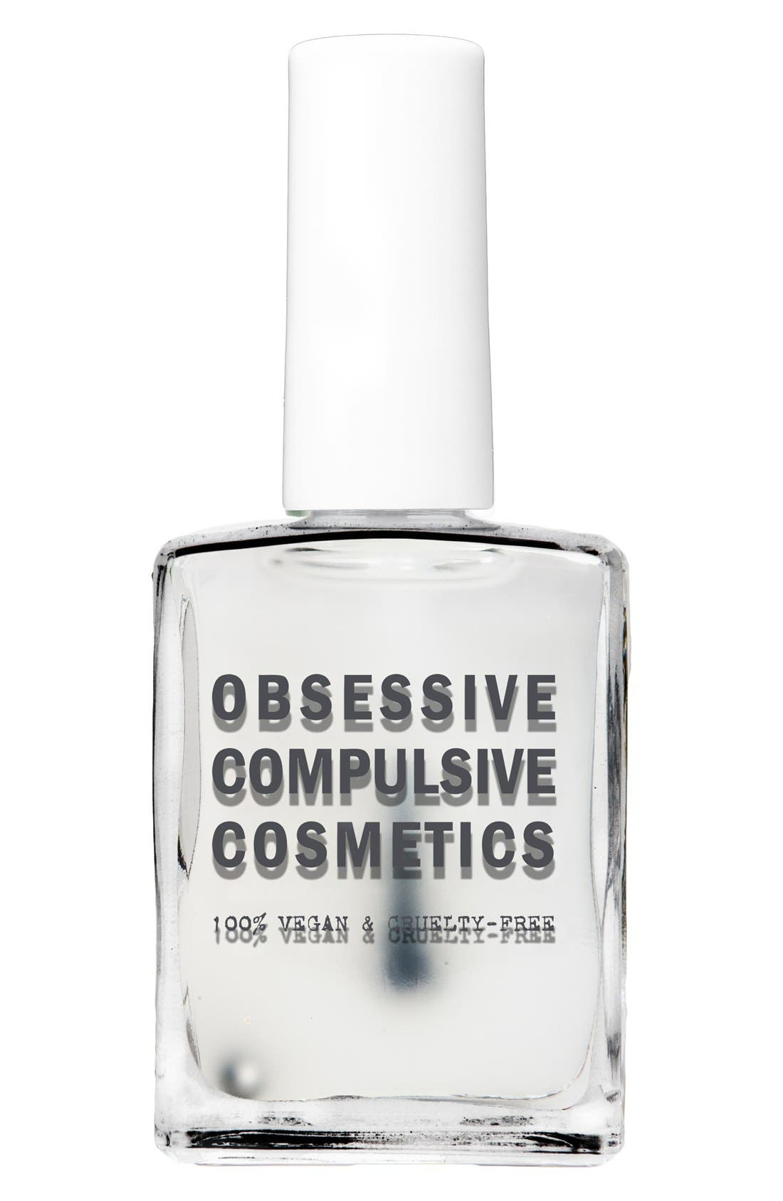 Obsessive Compulsive Cosmetics 'Flatline' Ultra-Matte Top Coat