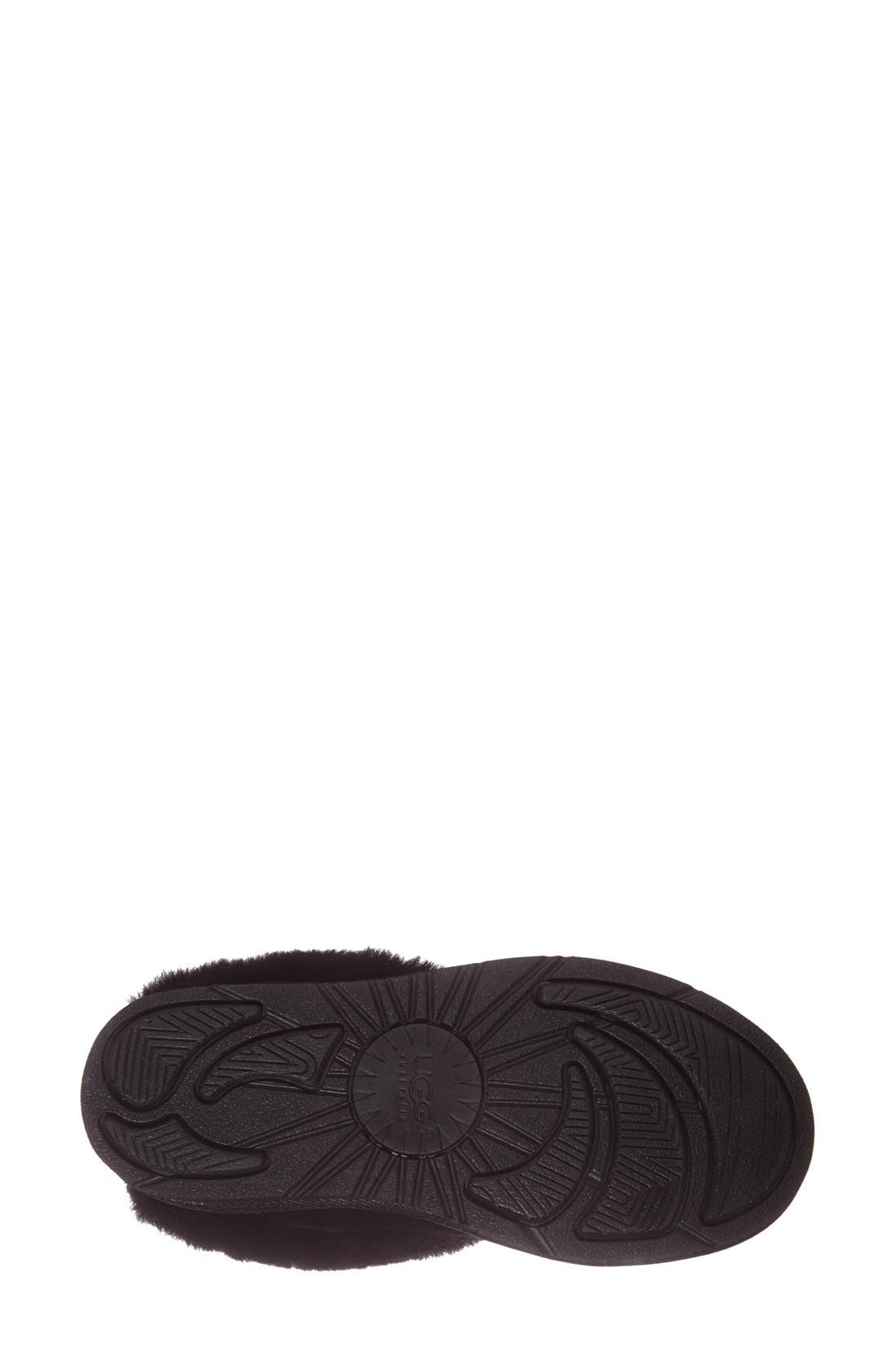 Alternate Image 4  - UGG® 'Patten' Water Resistant Silkee™ Suede Shearling Cuff Boot (Women)
