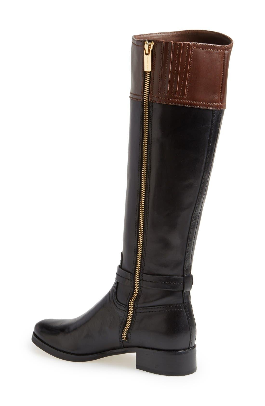 Alternate Image 2  - MICHAEL Michael Kors 'Stockard' Tall Boot