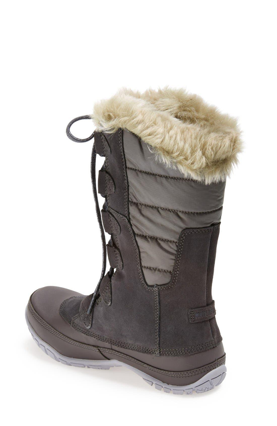 Alternate Image 2  - The North Face 'Nuptse Purna' Waterproof PrimaLoft® Eco Insulated Winter Boot (Women)