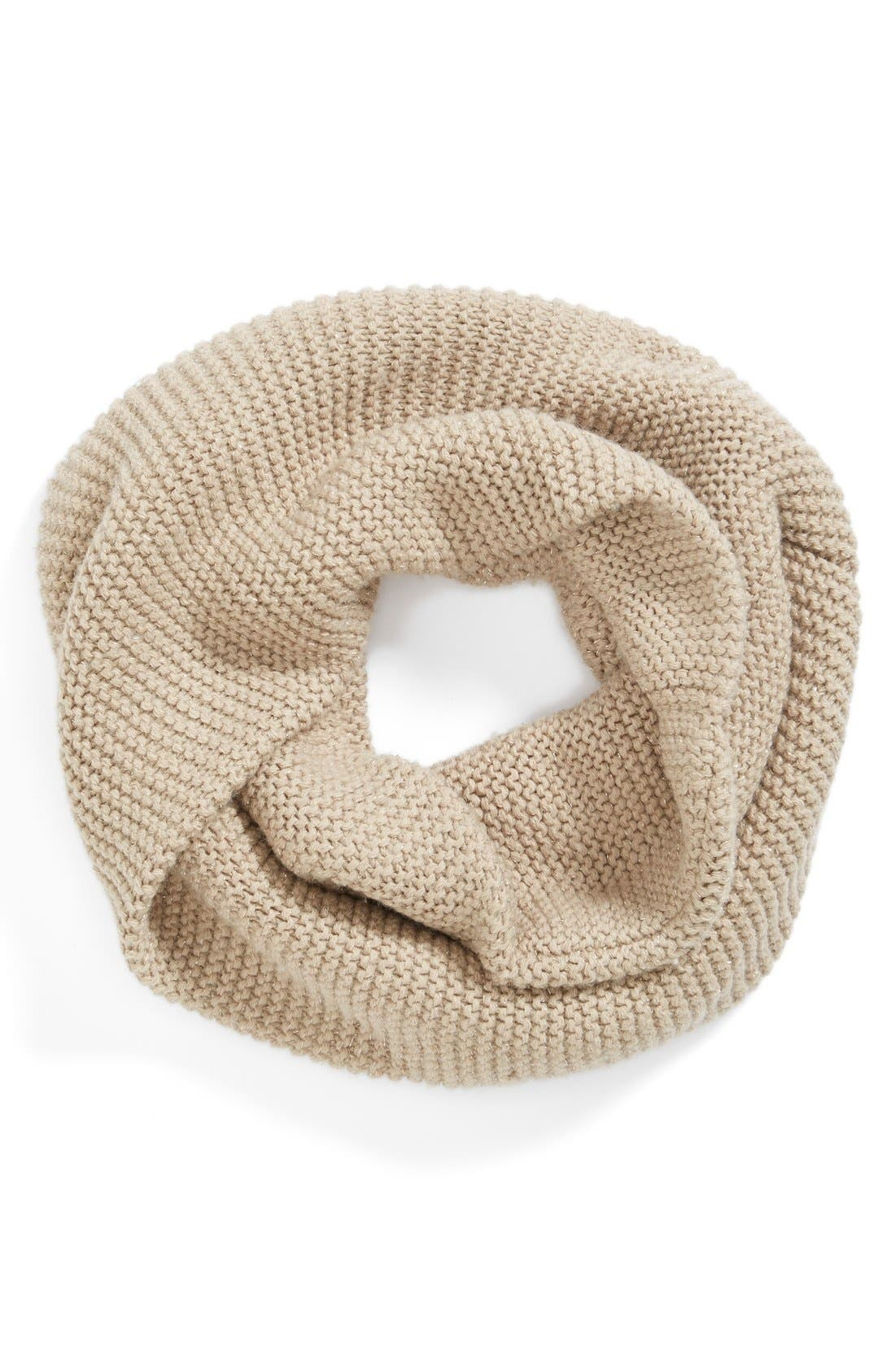Main Image - UGG® Australia 'Twisted Tubular' Snood (Nordstrom Exclusive)