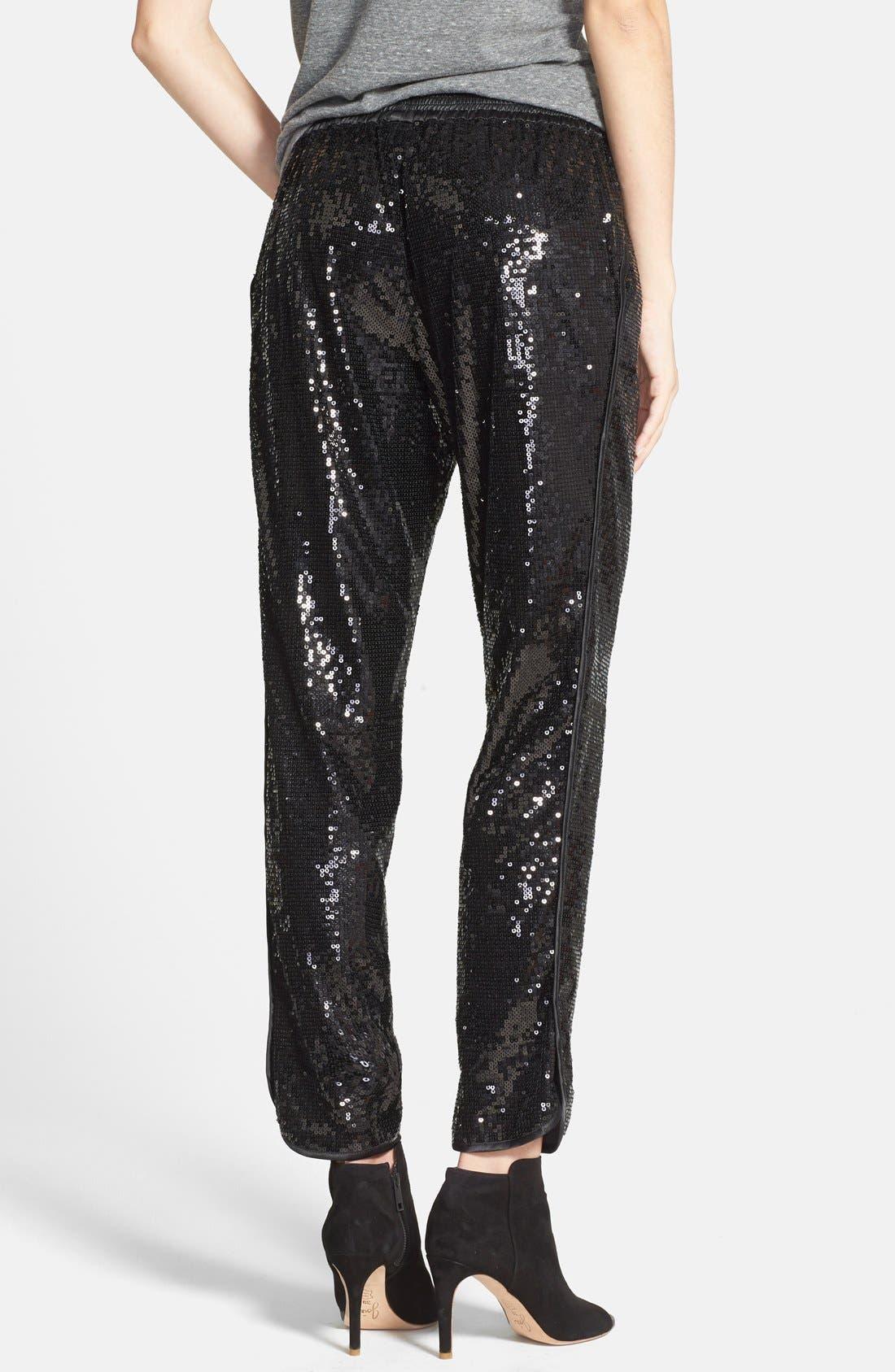 Alternate Image 2  - Sam Edelman Sequin Pants