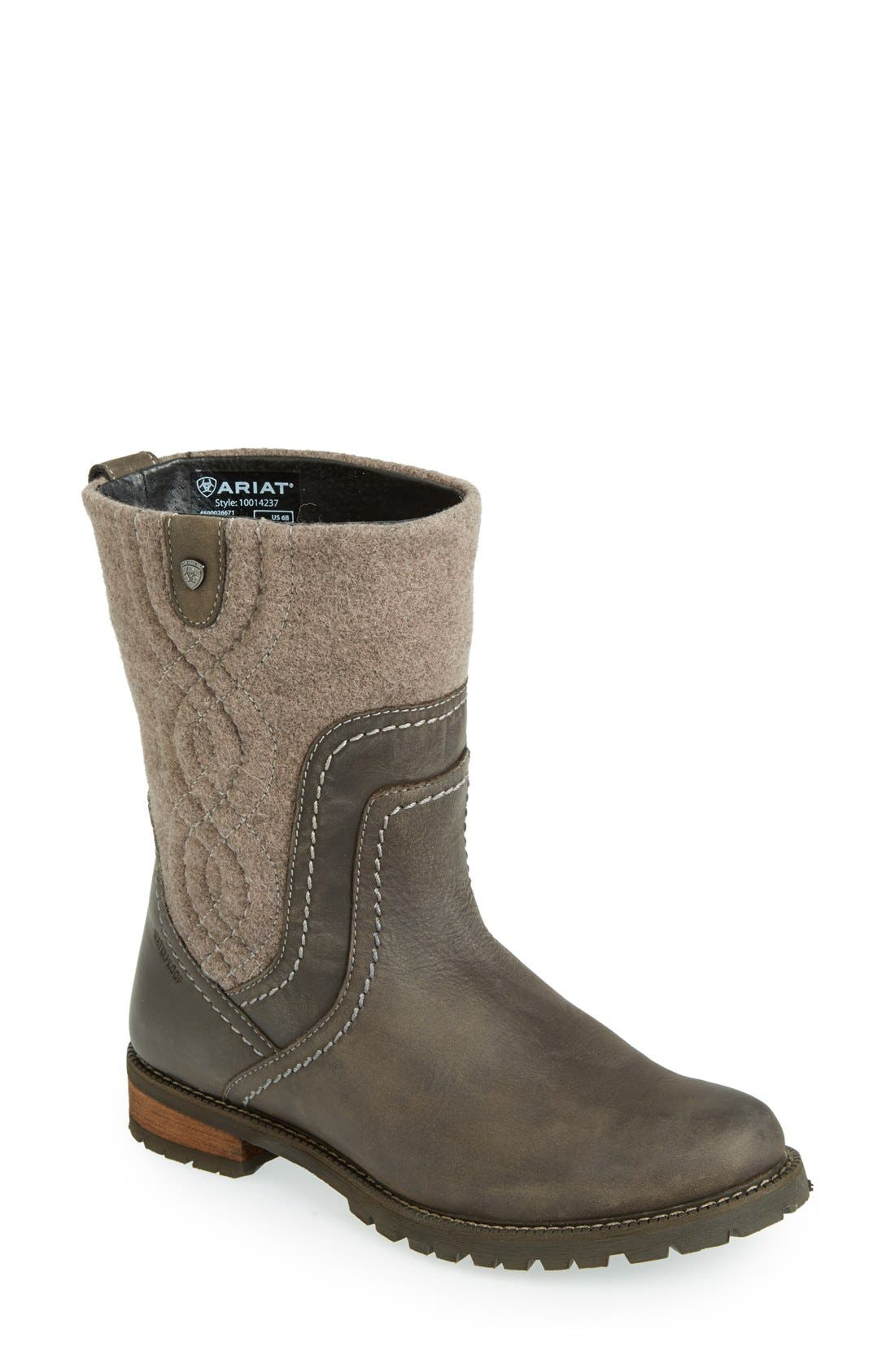 Alternate Image 1 Selected - Ariat 'Shannon H20' Waterproof Boot (Women)